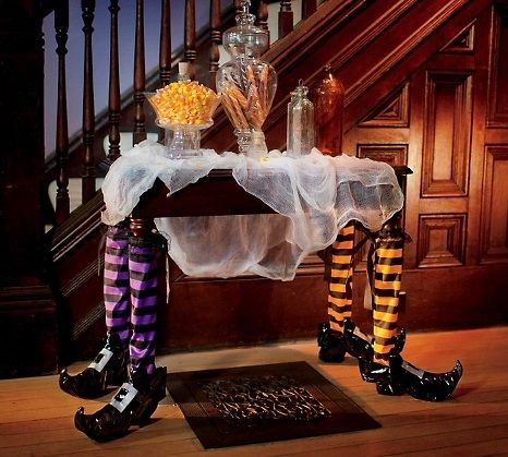 10 Ideas Low Cost para decorar tu casa en Halloween familiafaciles