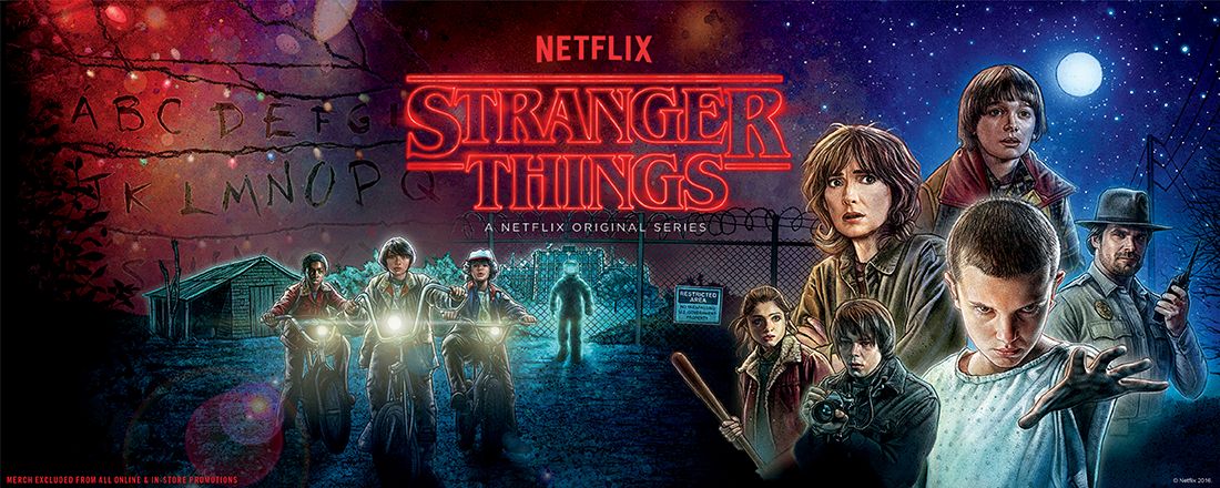 carnaval stranger things